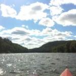 Delaware River calm water