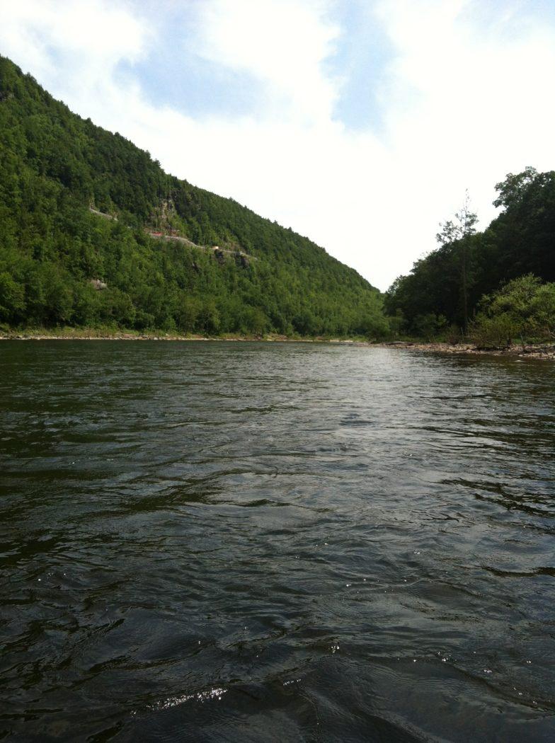 Kayak Accident Delaware River