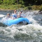 Mongaup Rapids Splash!