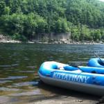 Kittatinny whitewater rafting